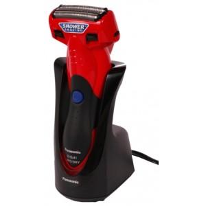 Электробритва Panasonic ES SL41 красный/черный