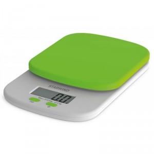 Кухонные весы StarWind SSK2155, зеленый