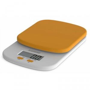 Кухонные весы StarWind SSK2158, оранжевый