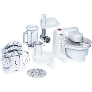 Кухонный комбайн Bosch ProfiMixx MUM 4657, белый