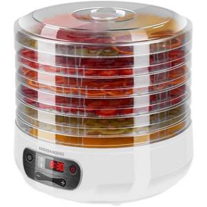 Сушилка для овощей и фруктов REDMOND RFD-0158 5под., белый